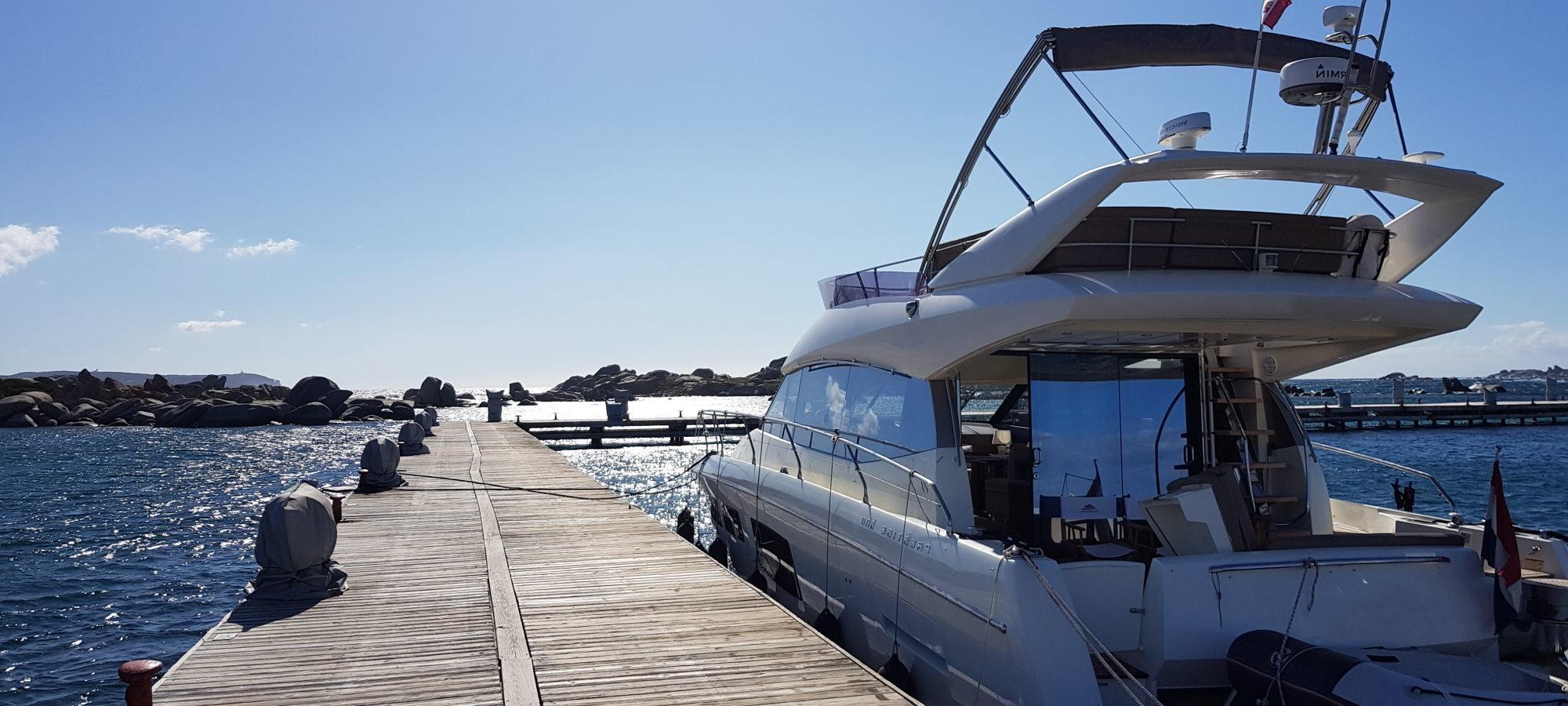 Yachtcharter auf Sardinien - my NAIMA