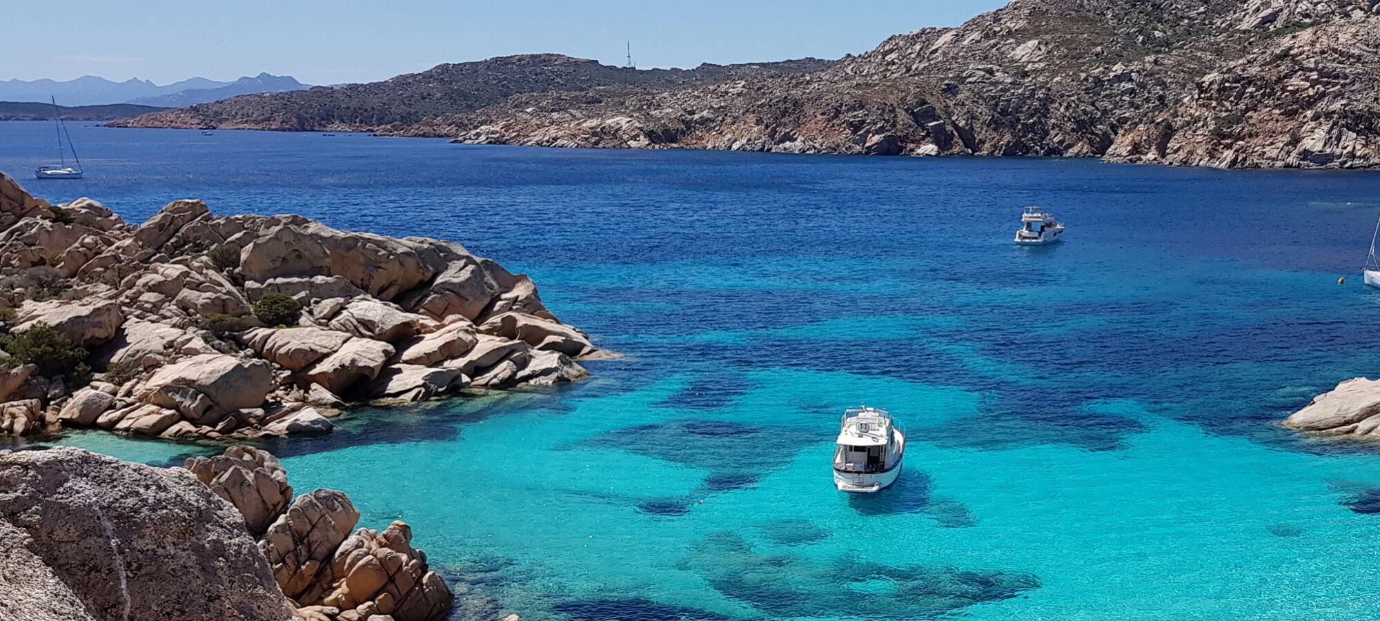 Prestige 420 - my NAIMA - die moderne Motoryacht im Mittelmeer